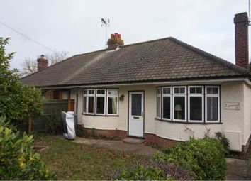 Thumbnail 3 bed semi-detached bungalow for sale in Linksfield, Ipswich
