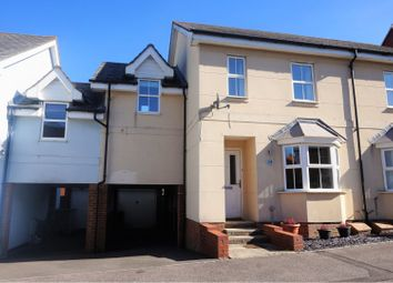 Thumbnail 3 bed semi-detached house for sale in Kirk View, Ashford