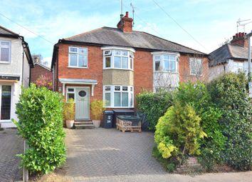 Thumbnail 3 bed semi-detached house for sale in Elm Road, Bishop's Stortford