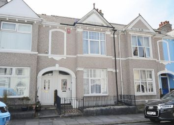 Thumbnail 2 bedroom terraced house for sale in Glendower Road, Peverell, Plymouth