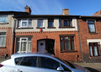 Thumbnail 2 bedroom terraced house to rent in Fairfax Street, Birches Head, Stoke-On-Trent