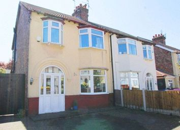 Thumbnail 3 bed semi-detached house for sale in Holmefield Avenue, Grassendale, Liverpool