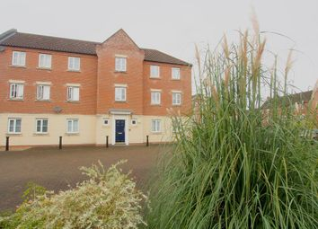 Thumbnail 2 bed flat to rent in Burdock Close, Wymondham