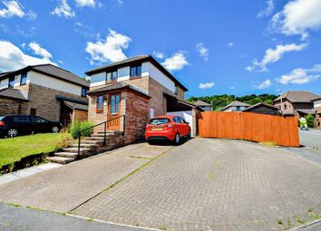 Thumbnail 3 bed detached house for sale in Thistle Court, Ty Canol, Cwmbran
