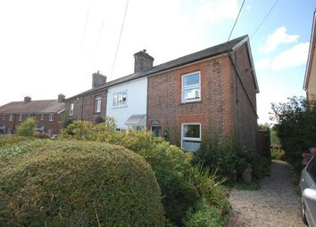 Thumbnail 2 bed end terrace house for sale in Gordon Road, Buxted, Uckfield, East Sussex