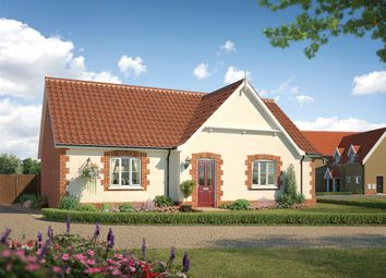 Thumbnail 1 bed detached house for sale in The Nelson At Saxon Meadows, Capel St Mary, Suffolk