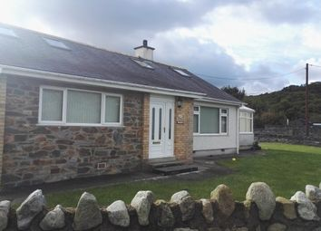 Thumbnail 4 bed bungalow to rent in Rhos Y Nant, Bethesda, Bangor