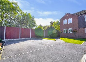Thumbnail 2 bed semi-detached house for sale in Ludford Close, Long Eaton, Nottingham