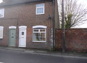 Thumbnail 2 bed cottage to rent in Thornton Street, Hull