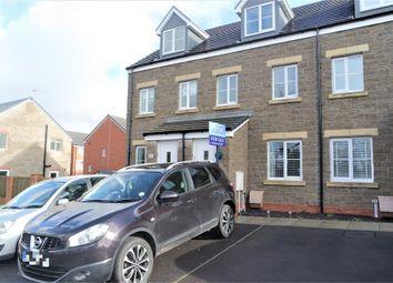 3 bed town house for sale in Maes Brynach, Brynmenyn, Bridgend, Mid Glamorgan CF32