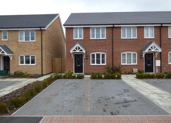 Thumbnail 2 bed end terrace house for sale in Poppy Close, Countesthorpe, Leicester, Leicestershire