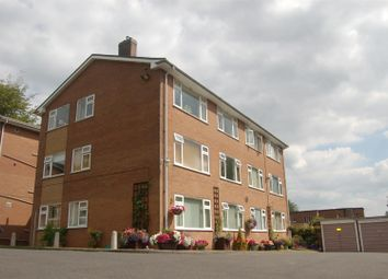 Thumbnail 2 bed flat to rent in Falmouth Court, Westlands, Newcastle