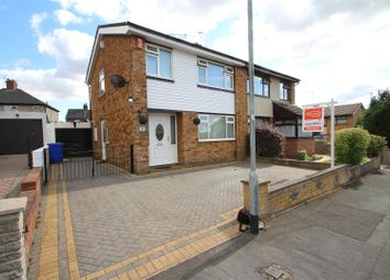 Thumbnail 3 bed semi-detached house to rent in Collingwood Grove, Hartshill, Stoke-On-Trent