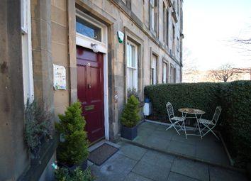 Thumbnail 2 bed flat to rent in Brunton Terrace, Hillside, Edinburgh