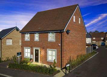 Thumbnail 5 bed detached house for sale in Pipkin Drive, Buntingford