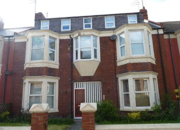Thumbnail 2 bed flat to rent in Mason Avenue, Whitley Bay