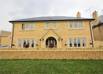 Thumbnail 5 bed detached house for sale in Nightingale Way, South Cerney, Cirencester