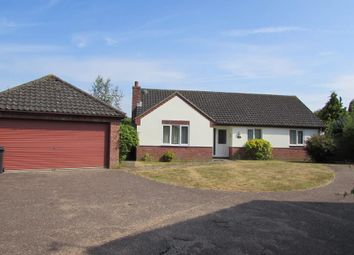 Thumbnail 3 bed bungalow for sale in Samuel Vince Road, Fressingfield, Eye