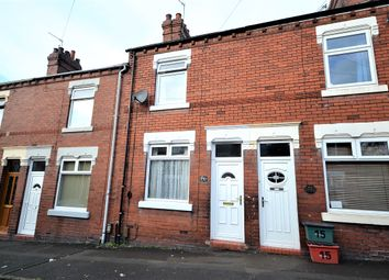 Thumbnail 2 bed terraced house for sale in Hodgkinson Street, Chesterton, Newcastle-Under-Lyme