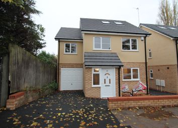 Thumbnail 4 bed detached house to rent in Tanhouse Avenue, Great Barr