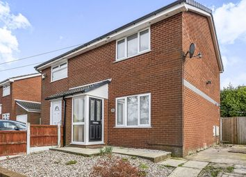 Thumbnail 2 bed semi-detached house for sale in Back Lane, Holland Moor, Skelmersdale