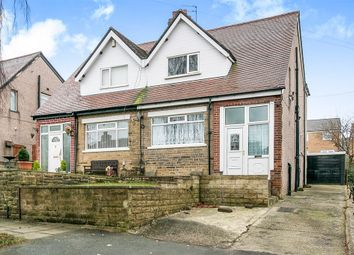 Thumbnail 3 bed semi-detached house for sale in Rooley Crescent, Bradford