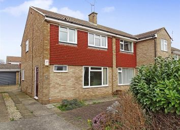 Thumbnail 3 bed semi-detached house for sale in Roughtons, Chelmsford, Essex