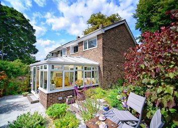Thumbnail 3 bedroom semi-detached house for sale in Elmdon Court, Norwich