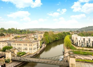 Thumbnail 2 bedroom flat for sale in Royal View, Victoria Bridge Road, Bath