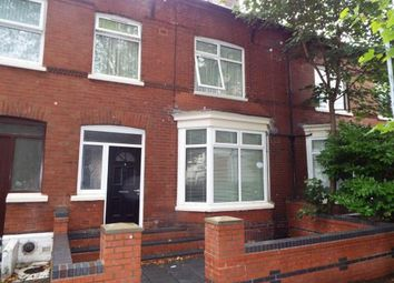 Thumbnail 5 bed terraced house for sale in Carlton Avenue, Firswood, Manchester, Greater Manchester