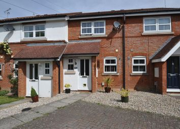 Thumbnail 2 bed terraced house for sale in Danvers Drive, Church Crookham, Fleet