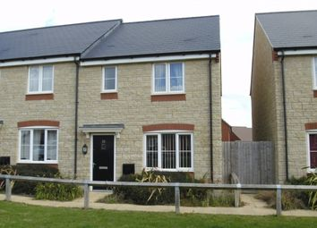 Thumbnail 3 bedroom end terrace house to rent in Lilliana Way, Bridgwater