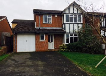 Thumbnail 4 bed detached house for sale in Buckingham Close, Northampton