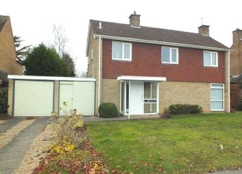 Thumbnail 3 bed detached house to rent in Woodchester Road, Dorridge, Solihull