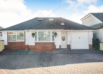 Thumbnail 4 bedroom detached bungalow for sale in Hythe Road, Oakdale, Poole