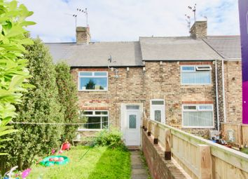 Thumbnail 2 bed terraced house for sale in Victoria Street, Sacriston, Durham
