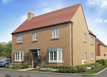 "Thumbnail 4 bed detached house for sale in ""Eden"" at Juliet Drive, Brackley"