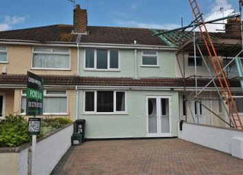 Thumbnail 3 bedroom terraced house for sale in Valentine Close, Whitchurch, Bristol