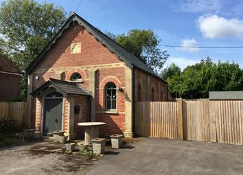 Thumbnail 3 bed detached house for sale in Police Station Lane, Droxford