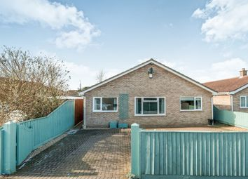 Thumbnail 3 bed detached bungalow for sale in Covey Way, Lakenheath, Brandon
