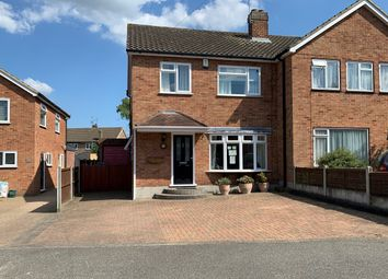 Thumbnail 3 bed semi-detached house for sale in Heath Drive, Chelmsford