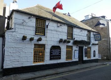 Thumbnail Pub/bar for sale in Admiral Benbow, Chapel Street, Penzance