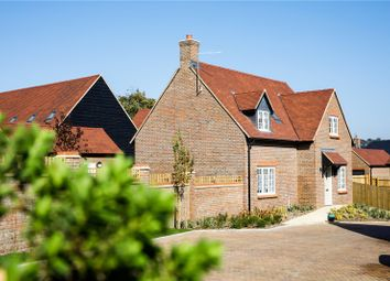 Thumbnail 3 bed detached house for sale in Slough Lane, Saunderton, High Wycombe, Buckinghamshire