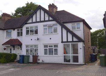 3 bed end terrace house to rent in Belsize Road, Harrow HA3