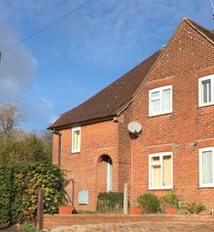 Thumbnail 4 bed semi-detached house to rent in Battery Hill, Winchester