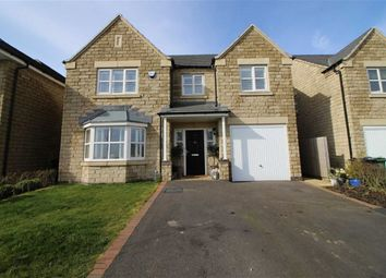 Thumbnail 4 bed detached house for sale in Woodside, Crich, Matlock