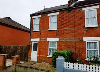 Thumbnail 2 bed end terrace house to rent in The Close, Warwick Road, Clacton-On-Sea