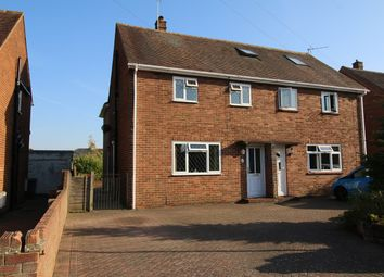 Thumbnail 3 bedroom semi-detached house for sale in Hillary Road, South View, Basingstoke