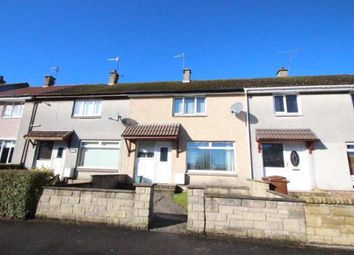 Thumbnail 2 bed terraced house for sale in Moray Place, Glenrothes, Fife