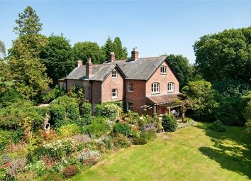 Thumbnail 6 bed detached house for sale in Bisterne Close, Burley, Ringwood